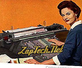 Was ist eine Buchhaltungsmaschine?