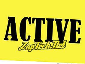 Was ist aktiv?
