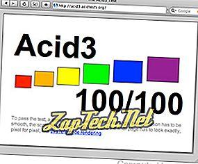 Was ist Acid3?
