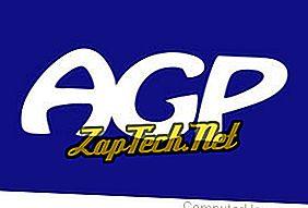 Kaj je velikost zaslonke AGP?