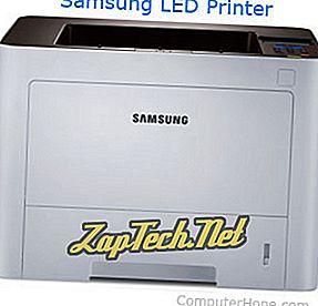 एक एलईडी प्रिंटर क्या है?