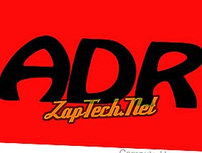 Mis on ADR (aadress)?