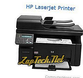 Apakah itu LaserJet?