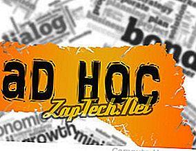 Kaj je Ad Hoc?