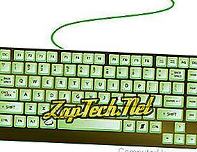 Was ist eine Tastaturvorlage?