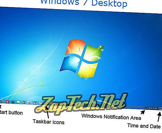 एक डेस्कटॉप क्या है?