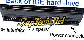 Muss ich bei der Installation einer neuen Festplatte Jumper setzen?