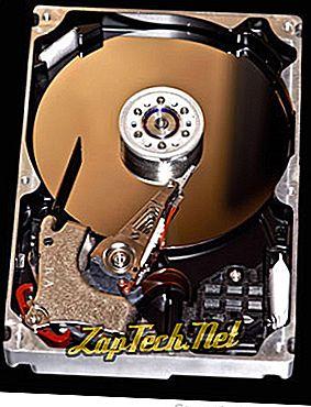 Cómo determinar si FAT32 está habilitado en un disco duro