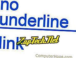 Creando un enlace sin subrayado en HTML