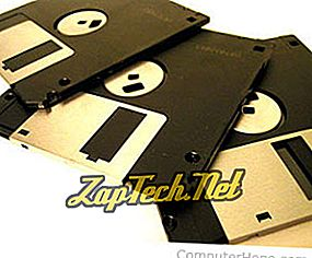Kako kopirati veliku datoteku ili direktorij na disketu
