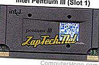 Kako onemogućiti serijski broj na Intel Pentium III +