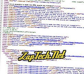 ¿Es posible hacer que la fuente HTML no sea visible?