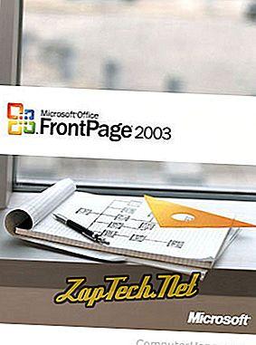 Soalan dan jawapan Microsoft FrontPage biasa