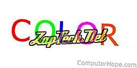 Cómo crear enlaces multicolor en HTML